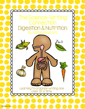 Science-Writing Connection Digestion & Nutrition-(CKLA, Core Knowledge)