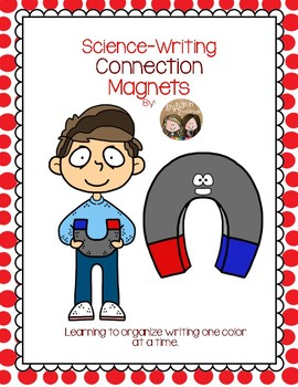 Science - Writing Connection Magnets-CKLA