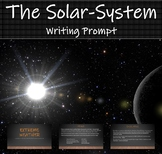 Science Writing Prompt: Space Weather