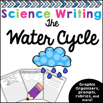 Water Cycle Science Writing