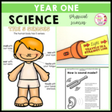 Science Year 1 Chemical Earth Space Physical Sciences Australian Curriculum