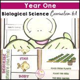 Science Year 1 Biological Sciences Australian Curriculum