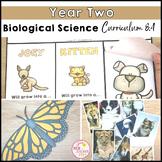 Science Year 2 Australian Curriculum Biological Sciences A