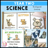 Science Year 2 Biological Sciences Activities Australian Curriculum