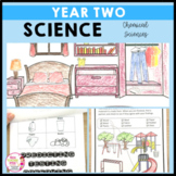 Science Year 2 Chemical Sciences Activities Australian Curriculum