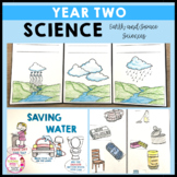 Science Year 2 Earth and Space Sciences Australian Curriculum