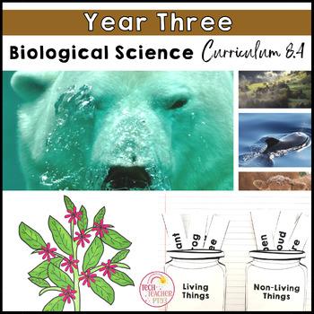 Science Year 3 Biological Sciences Activities Australian Curriculum