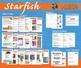 Science and Art: 2 Starfish Art Lessons Incorporating Vari