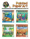 Art Lessons: Bundled Pack #3 Science and Art: Habitats