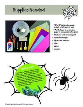 Science and Art: Spiders and Tarantulas