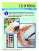 Science and Art: Tempera Paint Sea Shell Art Lesson