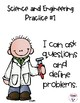 Science and Engineering Practice Posters (Kid Friendly)