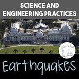 Science and Engineering Practices: Earthquakes