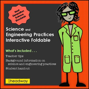 Science and Engineering Practices Foldable