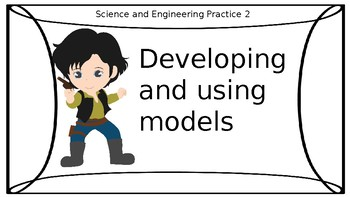 Science and Engineering Practices Posters (Star Wars themed)