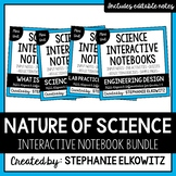 Nature of Science Interactive Notebook Bundle
