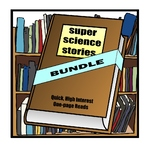 Science and Literacy - Chemistry BUNDLE