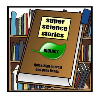 Science and Literacy - Ecology Stories