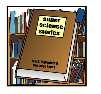 Science and Literacy – Stories for Chemistry – Atom and El