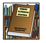 Science and Literacy – Stories of Scientists