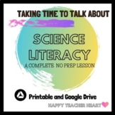 Science and Media Literacy---A Complete Lesson
