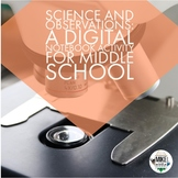 Observations for Science:  Digital Notebook Activity for M