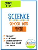 Science and STEM Activities and Lesson Ideas