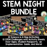 Science and STEM Night Big Bundle