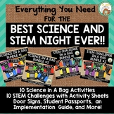 Science and STEM Night Big Bundle