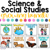 Science and Social Studies Activities for Special Educatio