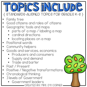 Science and Social Studies Adapted Work Binder (for Special Needs)