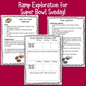Science and Social Studies Printables for February