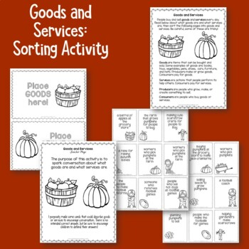 October Science and Social Studies Activities