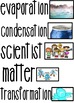 Science and Social Studies Vocabulary Cards *editable* 153 cards with pictures