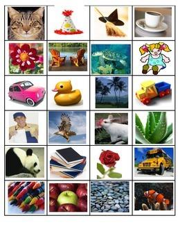 Science cut paste sort REAL pictures center LIVING NONLIVI