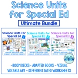 Science for Special Ed Ultimate Bundle