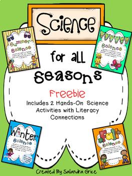 Science for all Seasons-Freebie!
