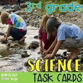 Science Task Cards Georgia Standards of Excellence Third Grade Bundle