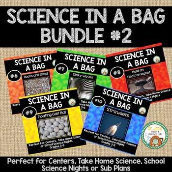 Science in a Bag Bundle 2