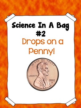 Science in a Bag:  Drops on a Penny
