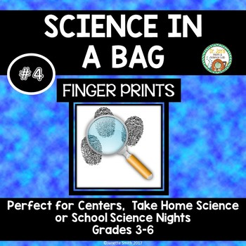 Science in a Bag:  Finger Prints