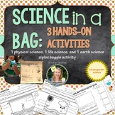 Science in a Bag: Kindergarten Science Activities