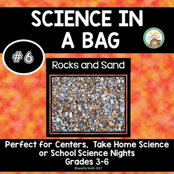Science in a Bag:  Rocks and Sand