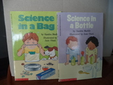 Science in a Bag, Science in a Bottle   (set of 2)