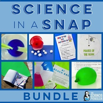 Science in a Snap Bundle