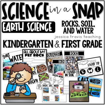 Science in a Snap: Rocks, Soil, & Water