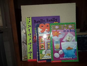 Science in a Bag, 99 1/2 Jokes, Monster Jokes (3 in set)