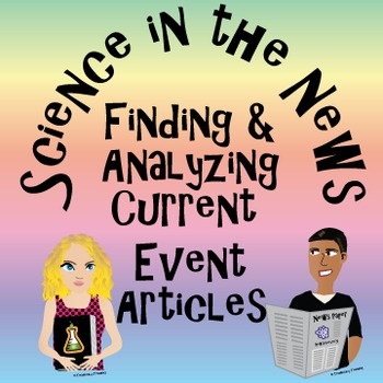 Science in the News: Article Find & Analysis (Current Events)