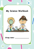 Science inquiry workbook