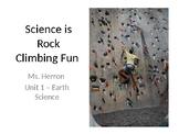 Science is Rock Climbing Fun
